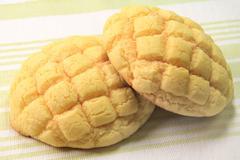 Melon bread Stock Photos