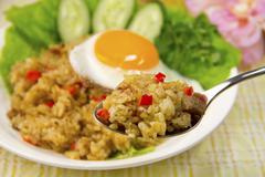 Nasi goreng Stock Photos