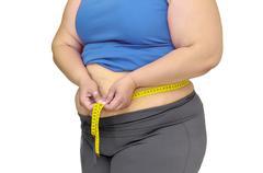 Obesity - stock photo