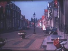 Netherlands 1970s - Super 8mm film 4. Stock Footage