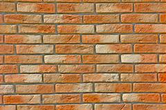 texture of a brick wall - stock photo