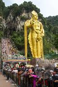 Batu Caves, murugan patsas thaipusam Kuvituskuvat