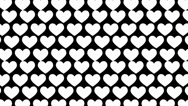 Stock Video Footage of Black and white op art background