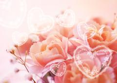 Mother's Day image (CG) - stock photo