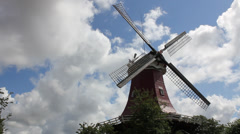 North Sea, Friesland Stock Footage