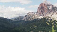 Mountain Vista Stock Footage