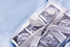 Stock Photo of Gift box