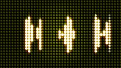 Spectrum bars2 Glowlights - stock footage