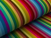 Stock Illustration of colorful abstract lines for background