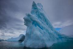 Icebergs, antarctica Stock Photos