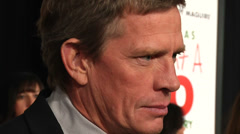 Thomas Haden Church on the red carpet (BoughtZoo-21) Stock Footage