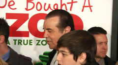 Chazz Palminteri walks on the red carpet (BoughtZoo-39) Stock Footage