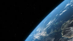 Planet Earth, america Stock Footage