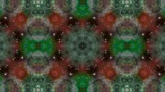 Psychedelic Kaleidoscope 2 Stock Footage