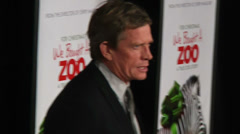 Thomas Haden Church on the Red Carpet (BoughtZoo-18) Stock Footage