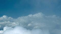 Pilviä. Arkistovideo