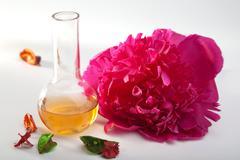 Aromatherapy set Stock Photos