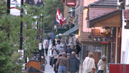 Stock Video Footage of Banff - Alberta - Canada
