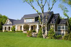 Expensive Home Stock Photos