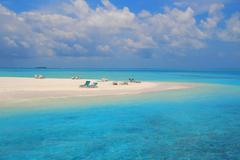 Meeru Island Stock Photos