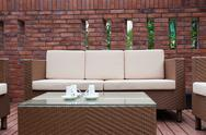 Stock Photo of Outdoor furniture