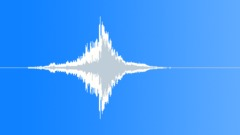 Evasive Whoosh To Scifi Impact - sound effect