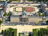 Stock Photo of military school in paris - ecole militaire