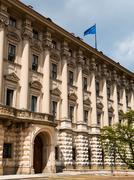 Cernin palace Stock Photos