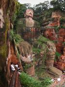 dafo - giant budha - stock photo