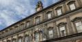 Ultra HD 4K Royal Palace Facade Naples Italian European Flag Plebiscito Square 4k or 4k+ Resolution