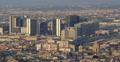 Ultra HD 4K UHD Naples Aerial View Downtown Office Tower Garibaldi Train Station 4k or 4k+ Resolution