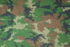 Military texture camouflage background Stock Photos