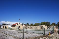 robert sobukwe house - stock photo