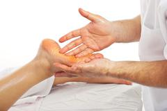 Reflexology Stock Photos