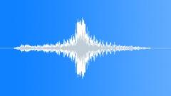 Whoosh Powerful.18 Sound Effect