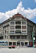 Weiss palace Stock Photos