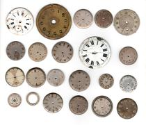 Vintage pocket watch Stock Photos