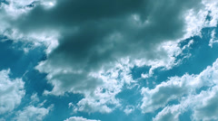 Dream Clouds Stock Footage