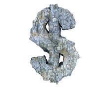 Stock Illustration of Stone symbol $
