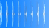 Stock Sound Effects of Standard Heartbeat - Loopable