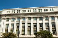 Stock Photo of Department of Agriculture building in Washington, DC