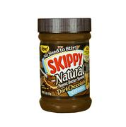 Jar of skippy peanut butter Stock Photos