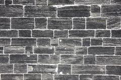 Bricks background Stock Photos