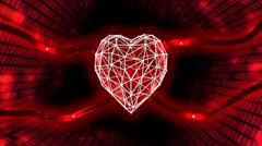 Heart Protuberance 02 - stock footage