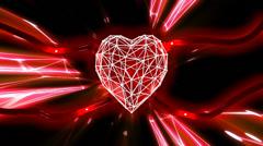 Heart Protuberance 01 - stock footage