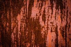 Rusty metal background material texture Stock Photos