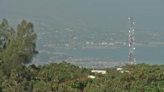 Port au Prince 24P 08 Stock Footage