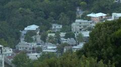 Port au Prince 24P 04 Stock Footage