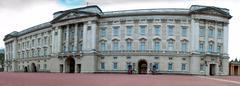London - Buckingham palace - stock photo