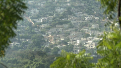 Port au Prince 24P 01 Stock Footage